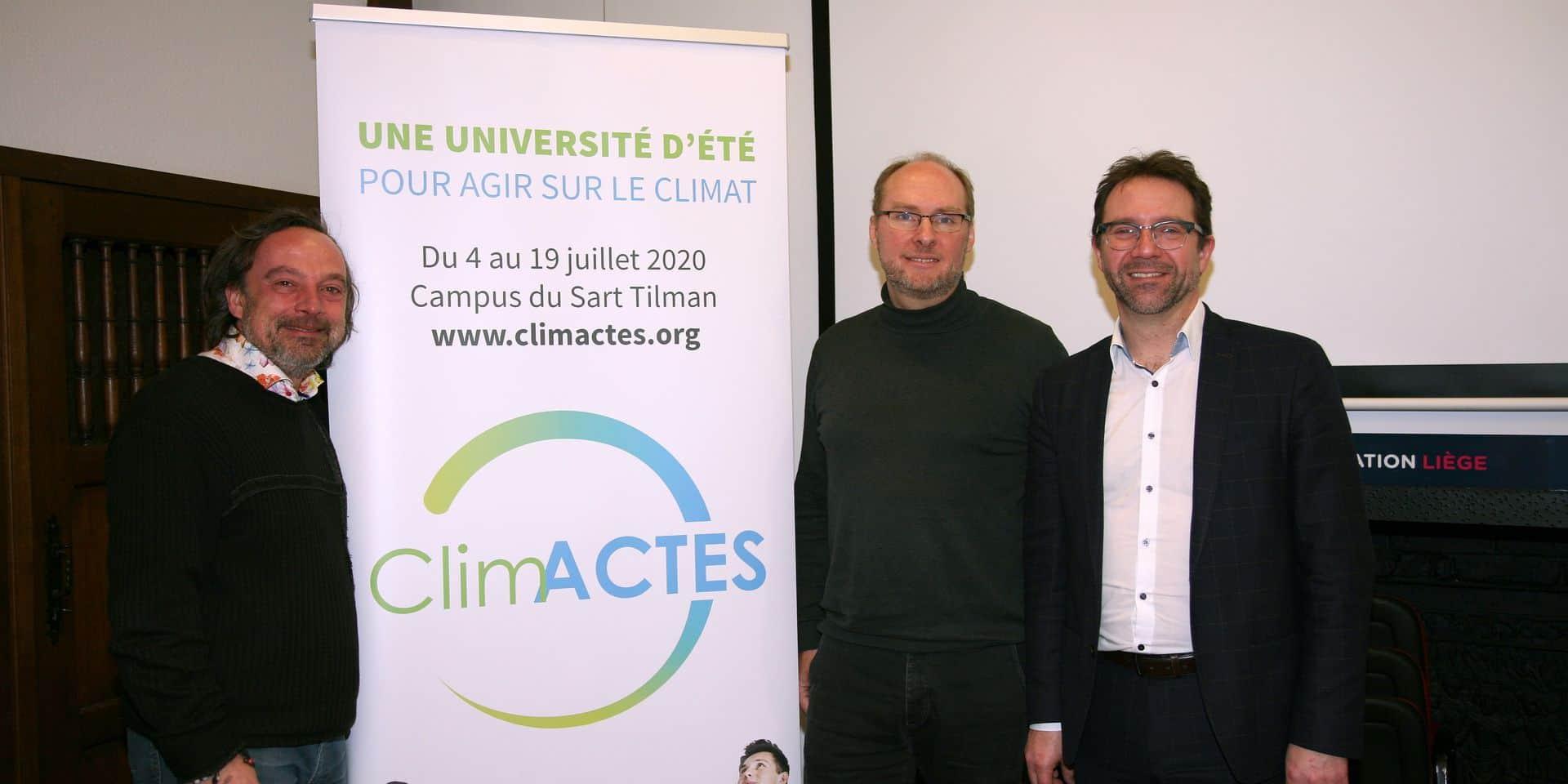 Climat : passer des idées et des paroles aux actes
