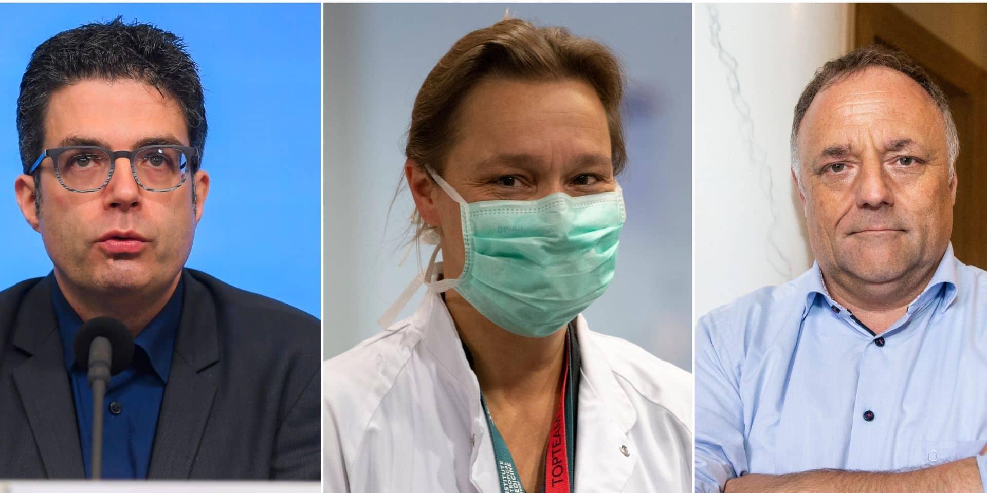 Coronavirus en Belgique : les experts officiels désormais payés