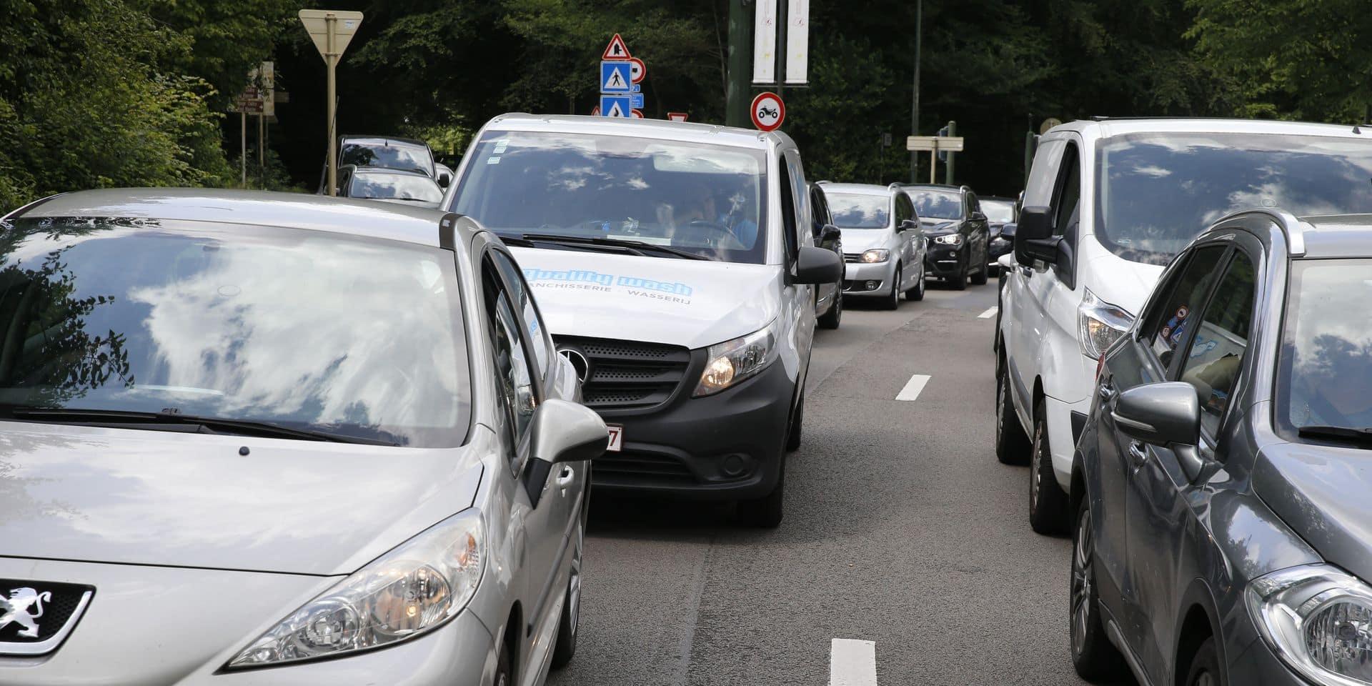 Manifestation pour le climat, festivités : des embarras de circulation à prévoir à Bruxelles