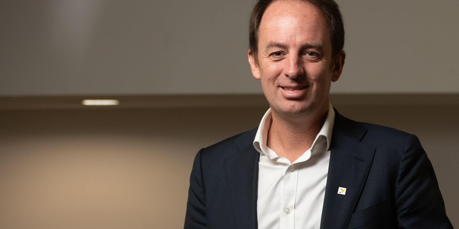Bruxelles - Siege IPM: Jean Van Wetter - CEO de lagence belge de developpement ENABEL