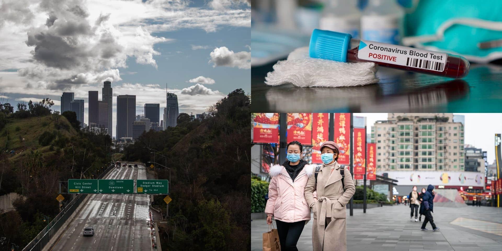 Coronavirus dans le monde: plus de 10.000 morts dans le monde, la majorité en Europe, l'Espagne passe la barre des 1.000 décès, New-York et la Californie en confinement