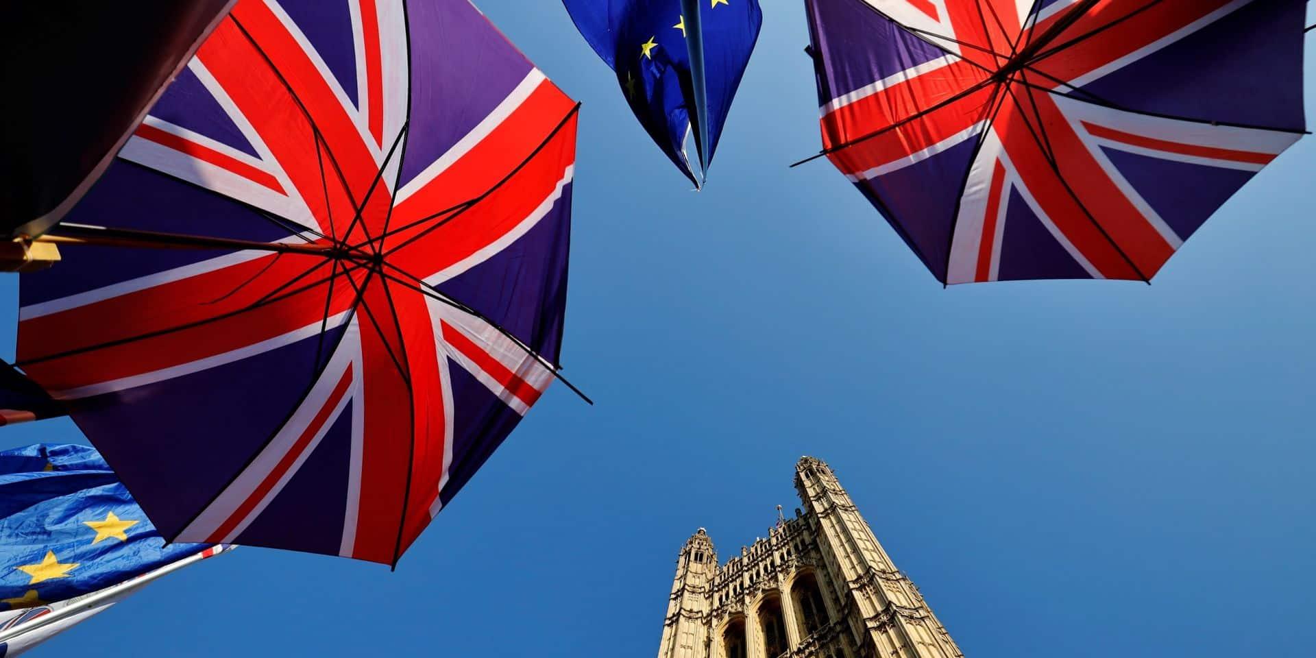 Brexit: l'activité du secteur privé britannique rebondit fortement après la victoire de Johnson