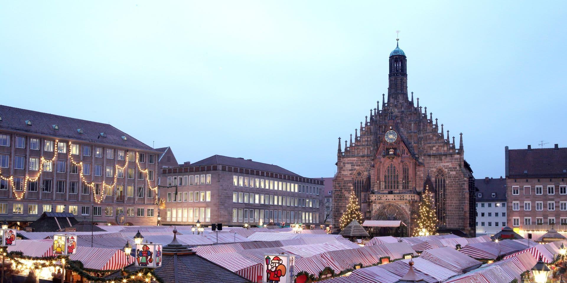 Le marché de Noël de Nuremberg, en Allemagne, annulé en raison du coronavirus