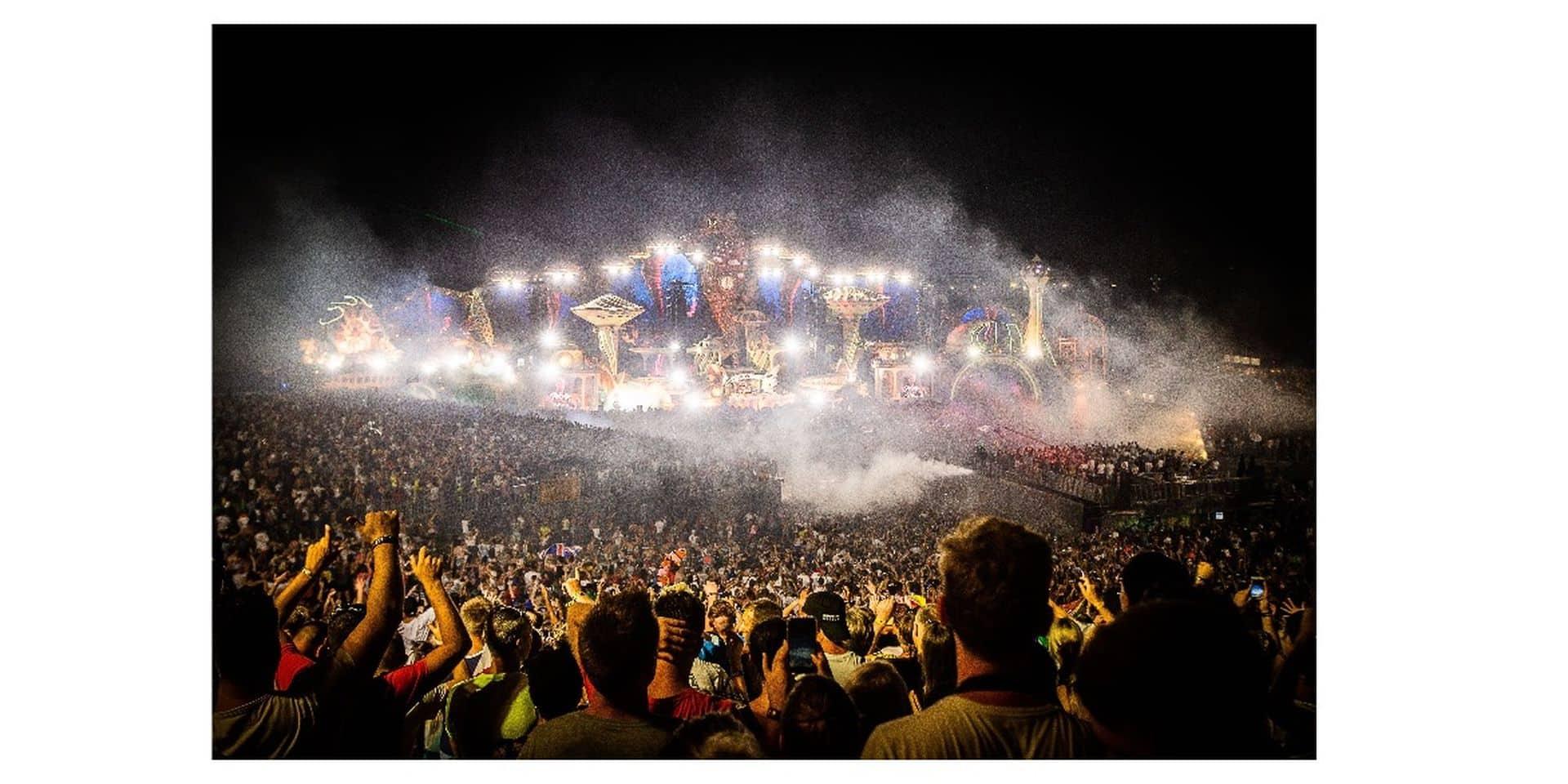 Tomorrowland et British American Tobacco unis : il ne s'agira pas d'un festival sans tabac