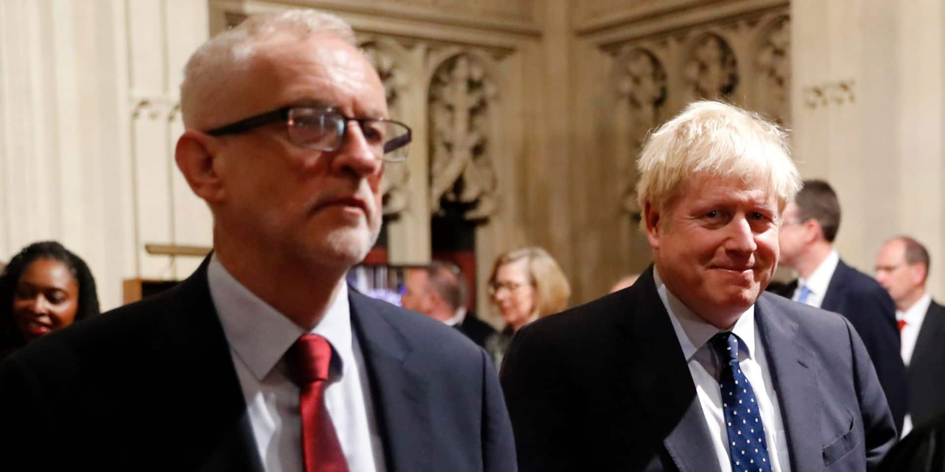 Brexit: Johnson et Corbyn se rencontrent mais ne s'accordent pas
