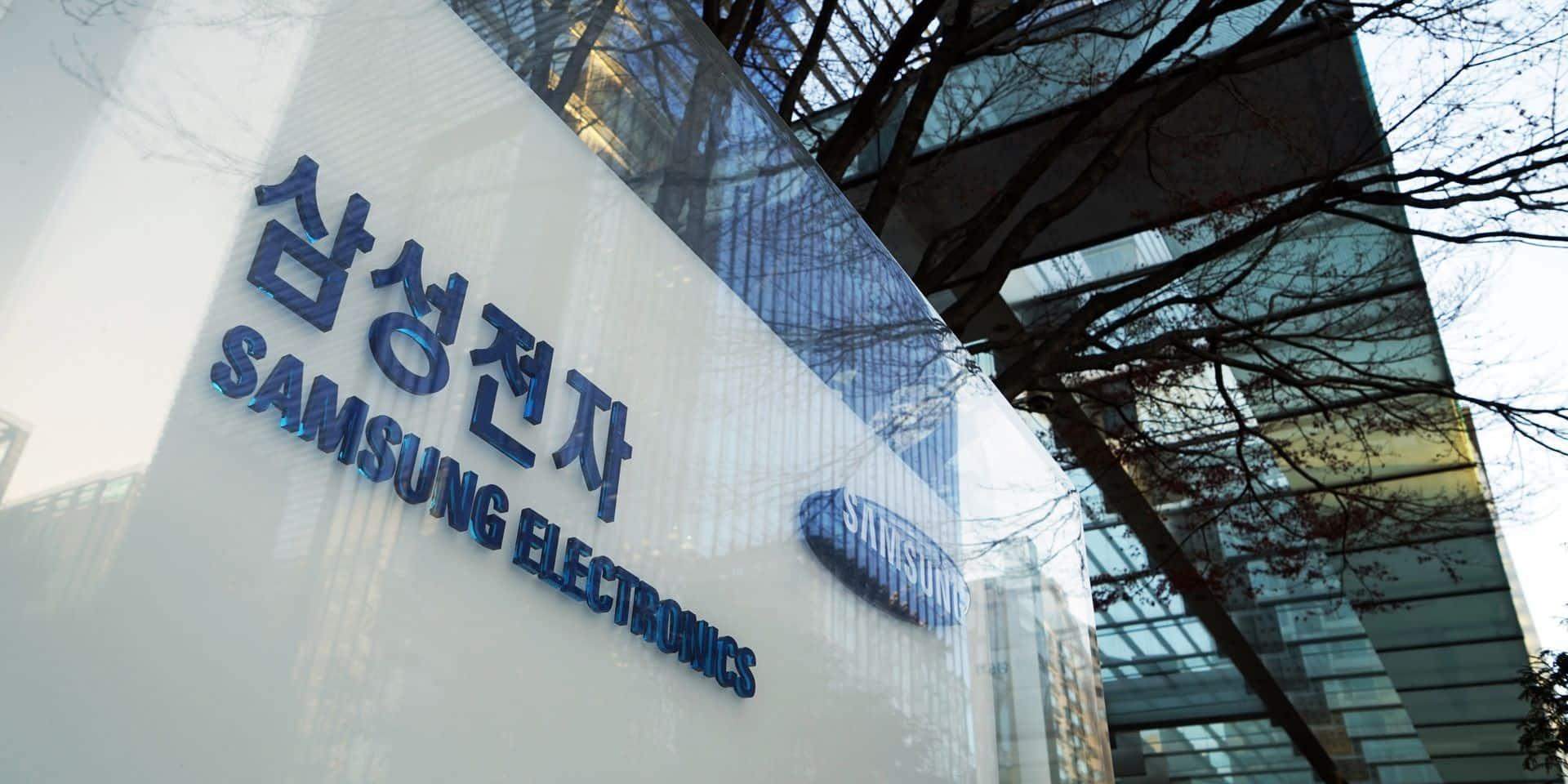 Samsung dénoncé en Chine pour ses références à Taïwan et Hong Kong