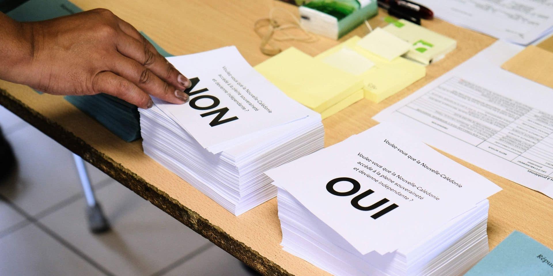 La Nouvelle-Calédonie dit non à l'indépendance à 53,26% de voix