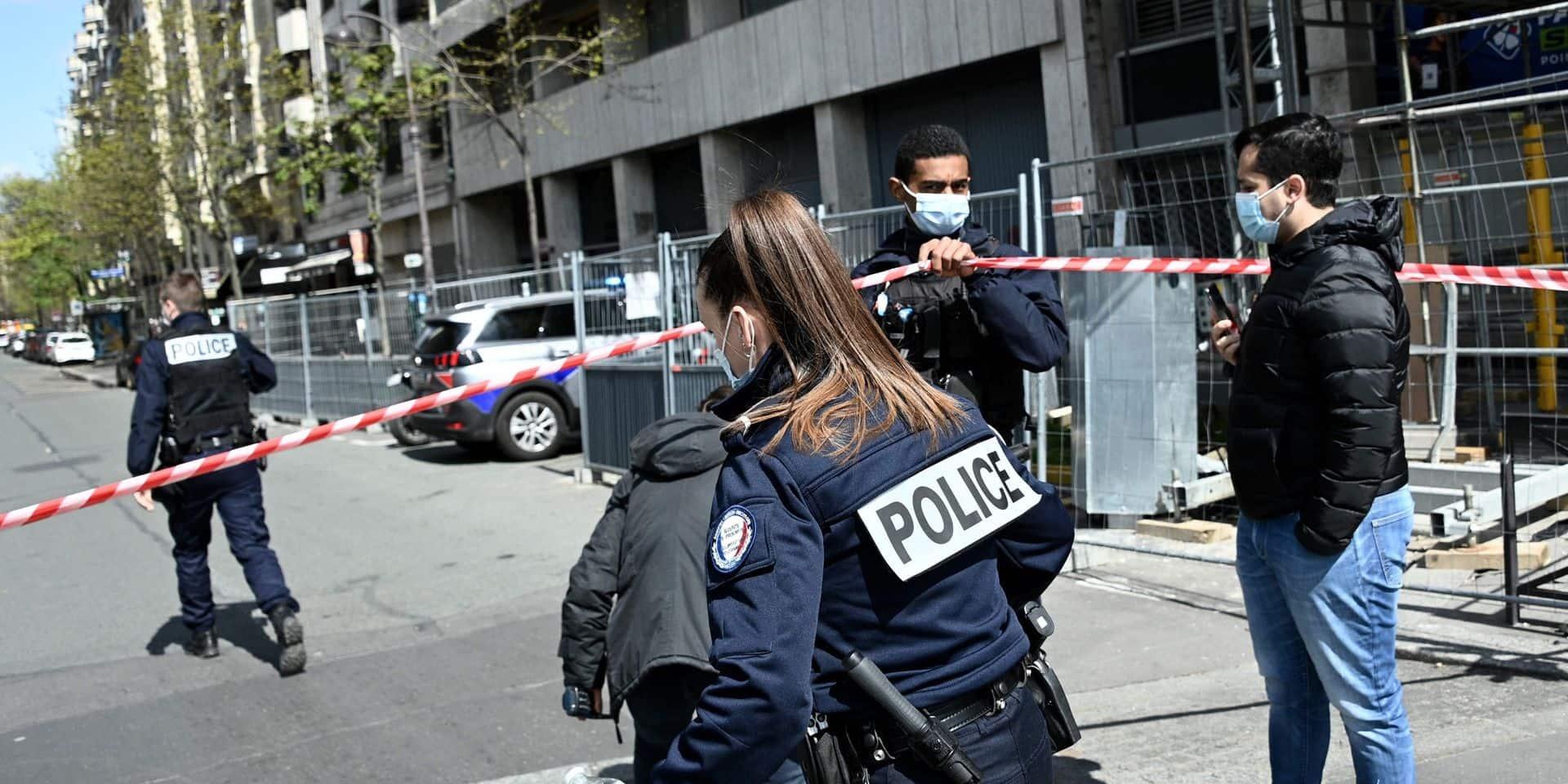 Un mort et un blessé grave dans des coups de feu devant un hôpital à Paris, le tireur en fuite !