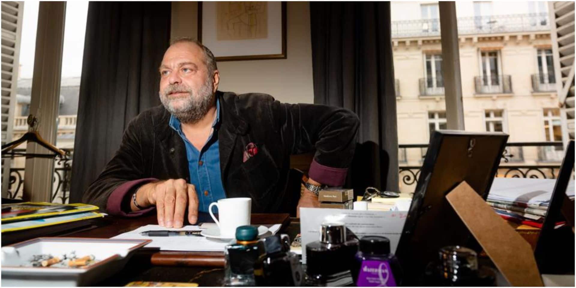 """Eric Dupont-Moretti, vedette du barreau : """"Les avocats ? Ils ne servent à rien"""""""