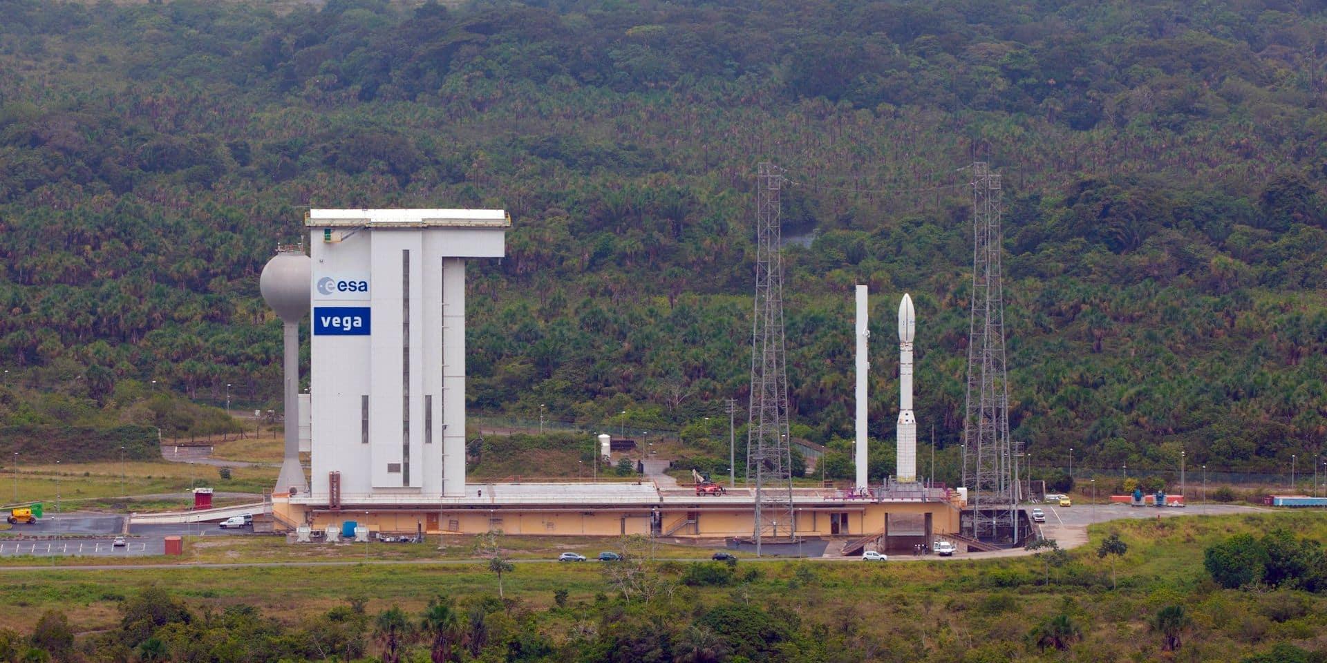 Le lancement de la fusée Vega reprogrammé samedi