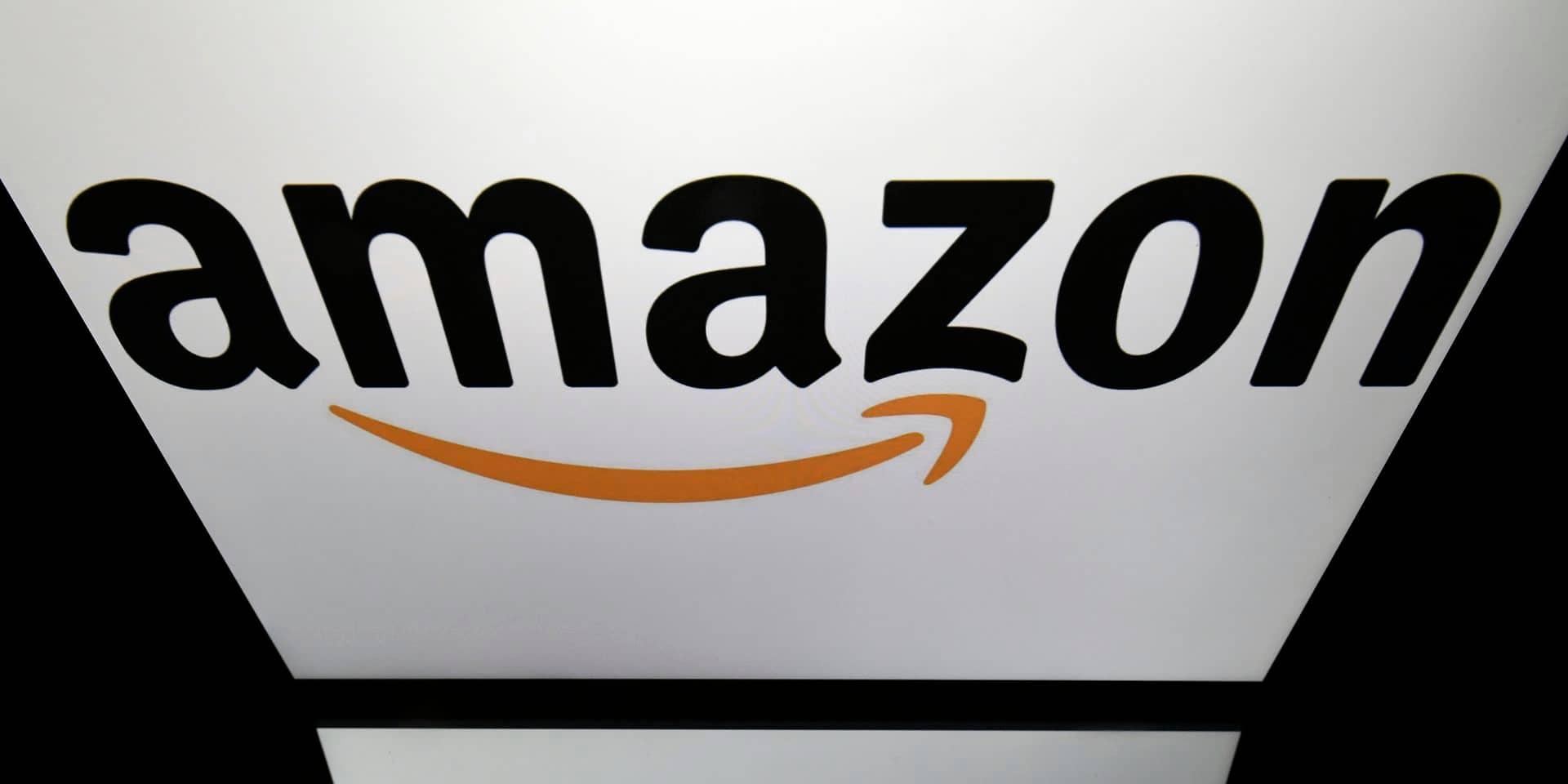 La valeur boursière d'Amazon dépasse celle de Microsoft