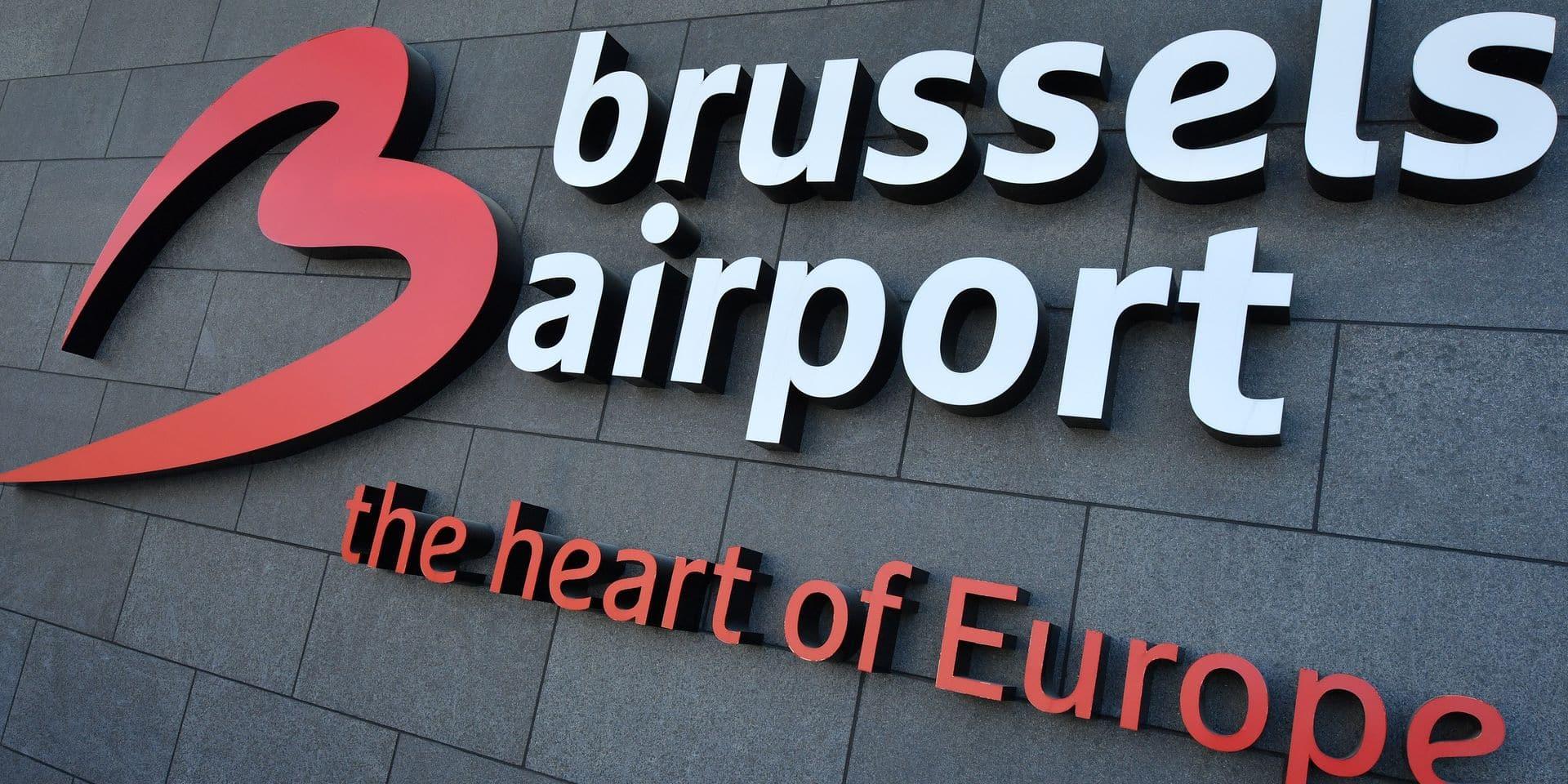 Un demi-million de passagers à Brussels Airport en juillet, en baisse de 80%