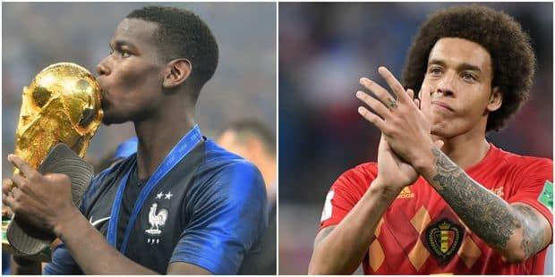 Classement Fifa: la France en tête devant la Belgique - La Libre