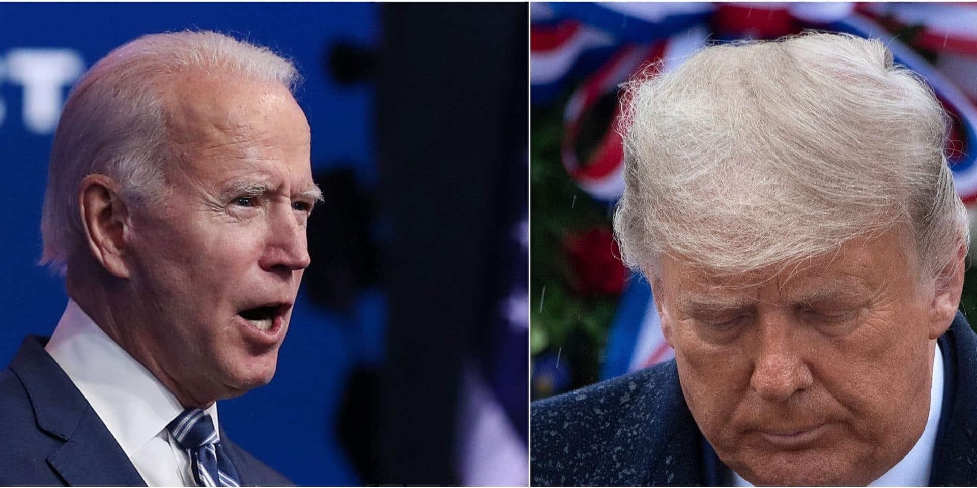 Les médias américains attribuent la Géorgie à Joe Biden et la Caroline du Nord à Donald Trump