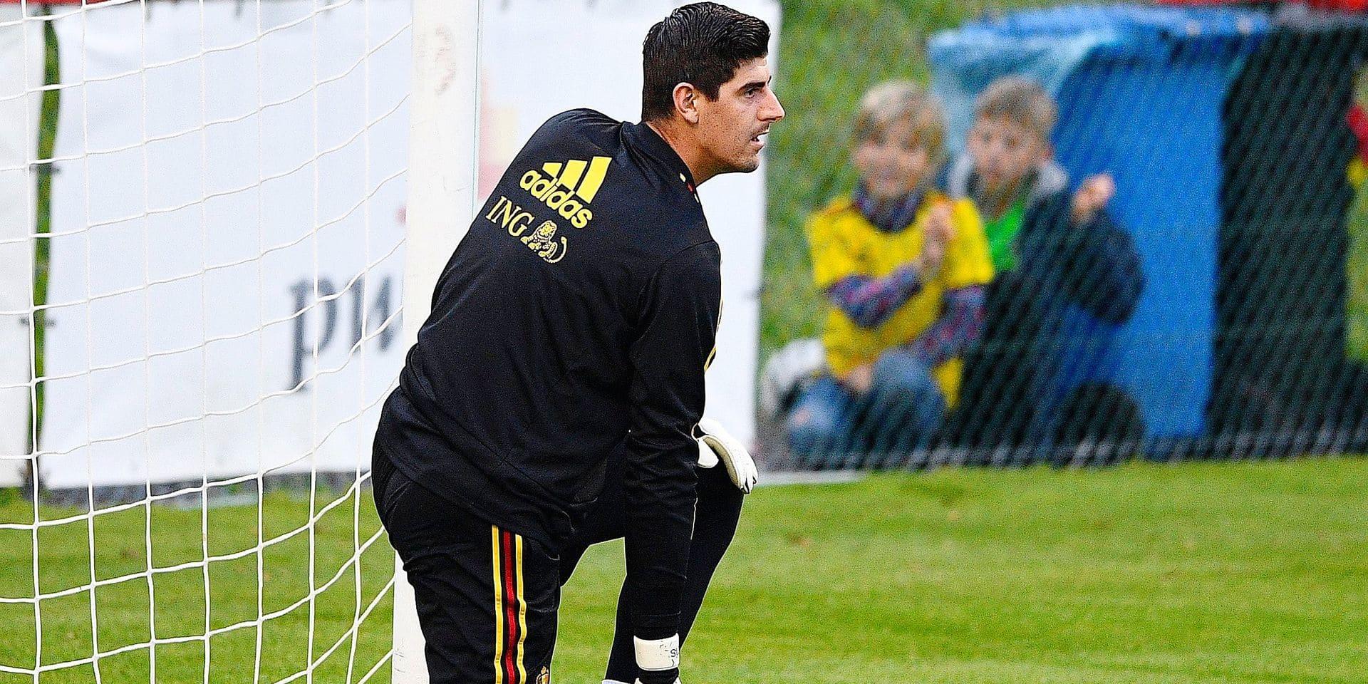 Media activities of the Belgian National Football team - 20191007