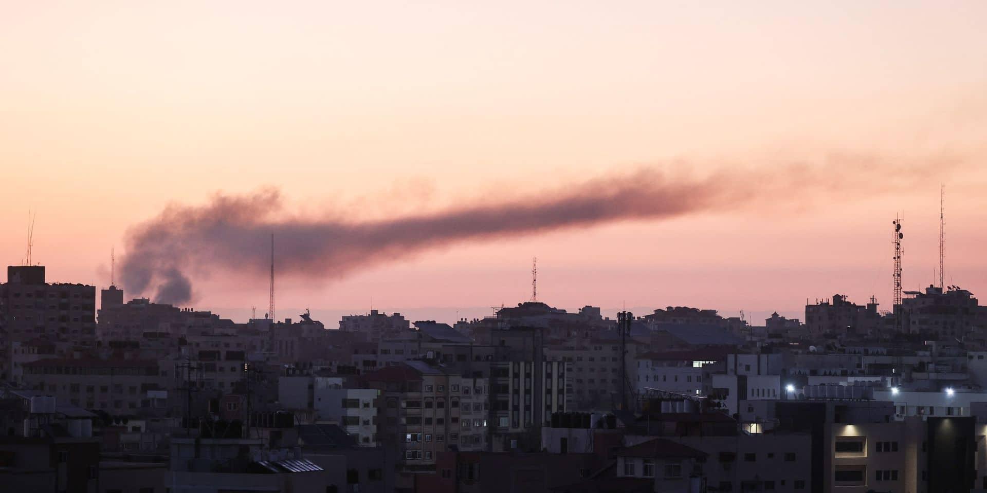 Nouveaux raids de l'aviation israélienne dans la bande de Gaza