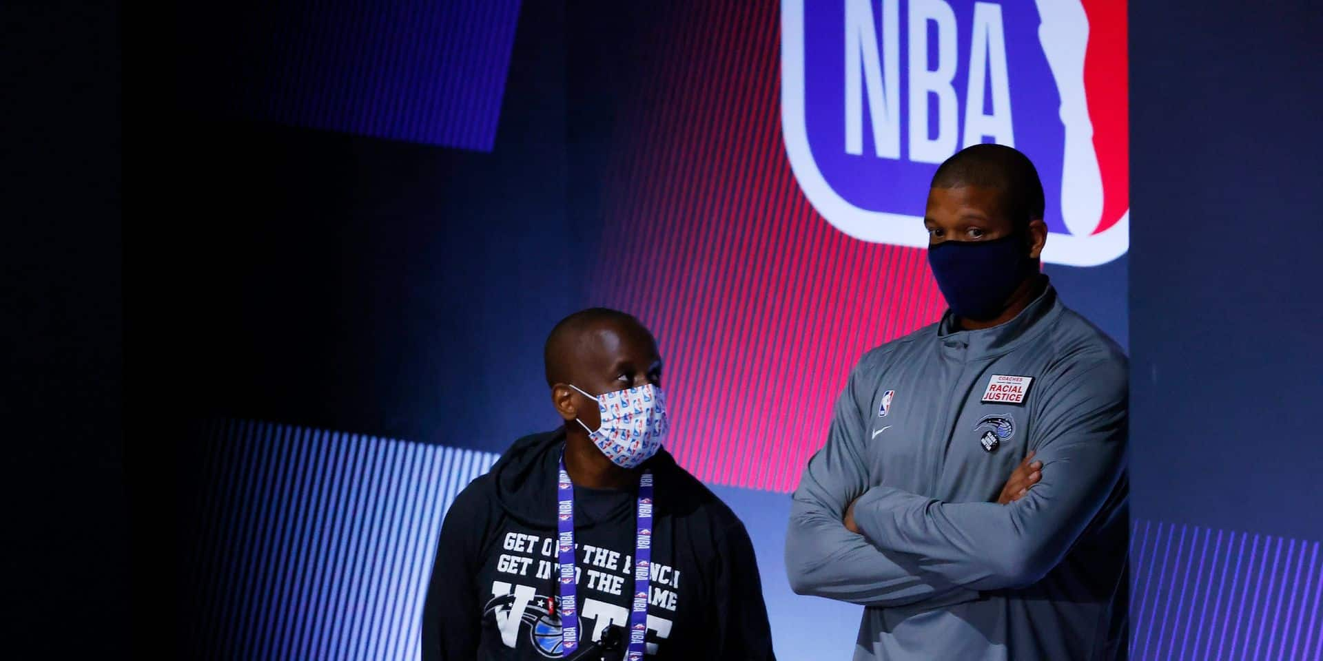"""L'affaire Jacob Blake provoque un boycott des sportifs américains: """"Il n'y a pas d'action, donc nous ne pouvons pas nous concentrer aujourd'hui sur le basket"""""""