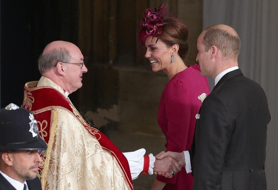 Kate Middleton en Mc Queen