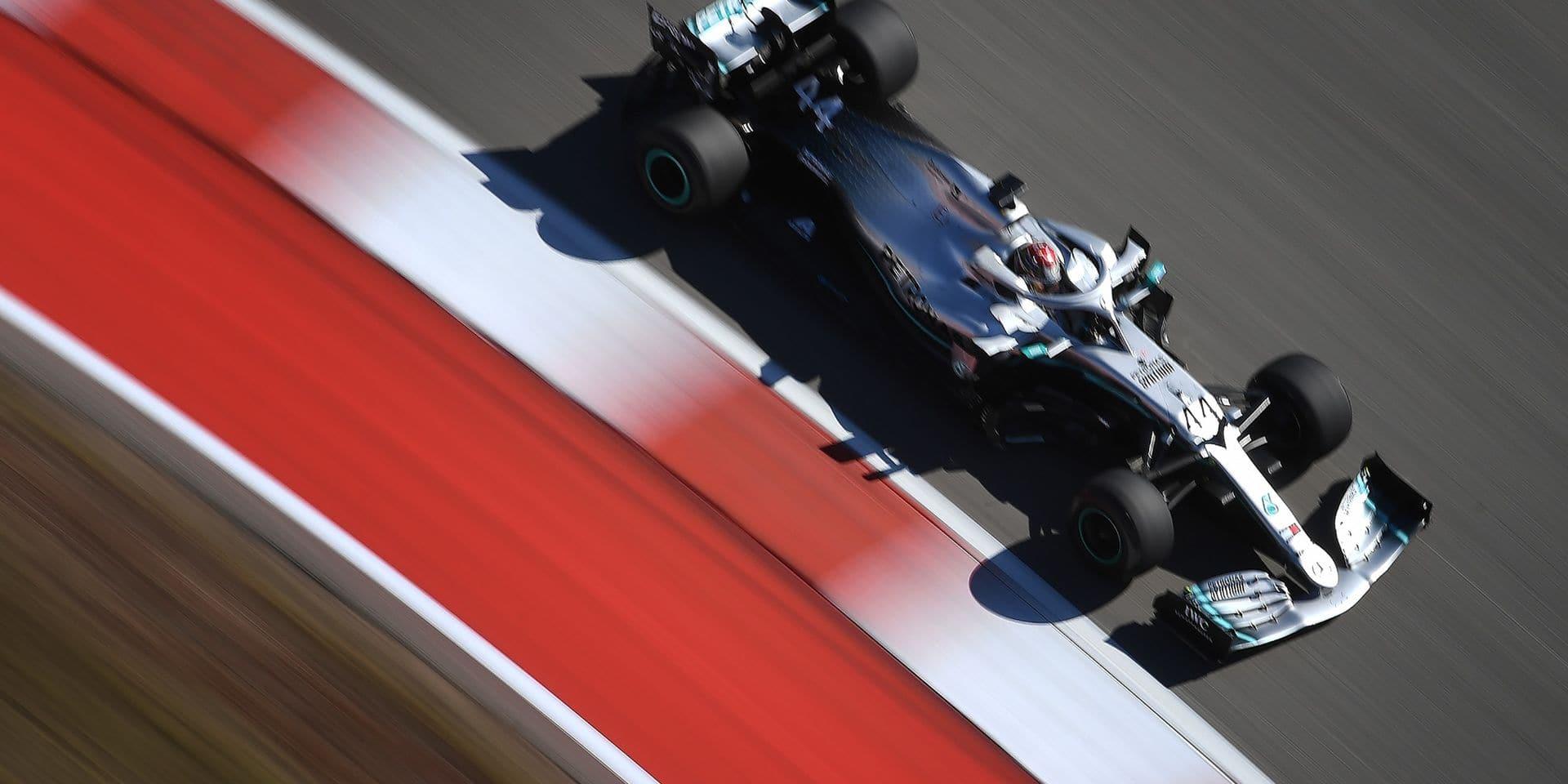 Malgré la victoire de Bottas aux États-Unis, Hamilton remporte son 6e titre mondial