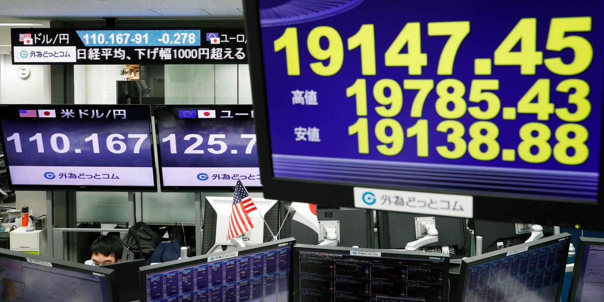 Edito : l'année 2018 sera globalement la pire qu'auront connue les marchés financiers depuis la méga-crise de 2008