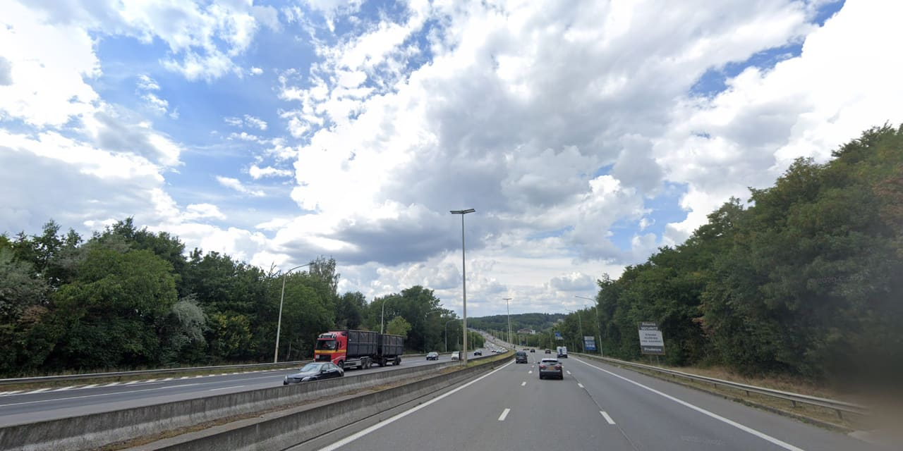 Circulation rétablie après un accident sur l'autoroute E411 à Wavre