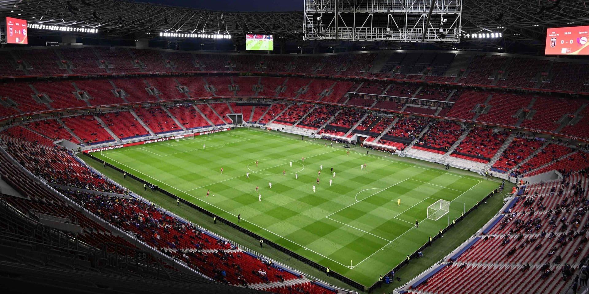 L'exception hongroise : des stades bondés pour l'Euro