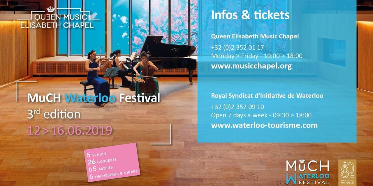Remportez vos places pour le MUCH Waterloo Festival