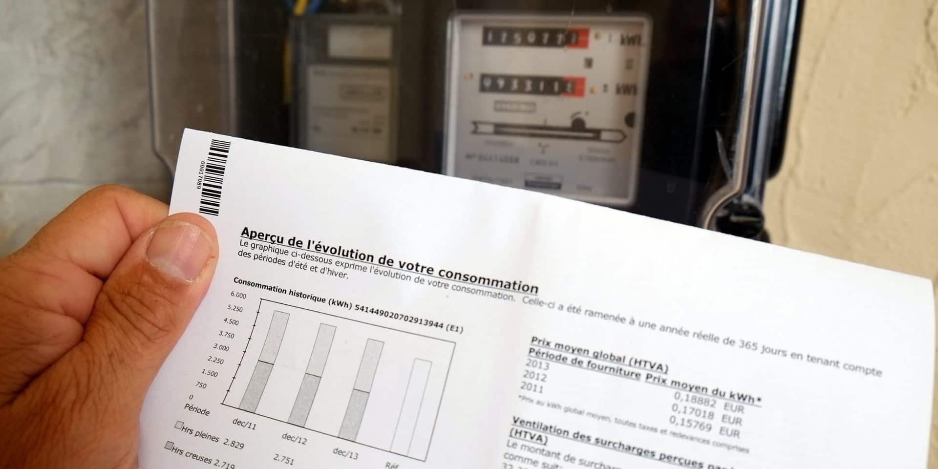 360.000 ménages belges déboursent chaque année plus de 600 euros de trop pour leur énergie