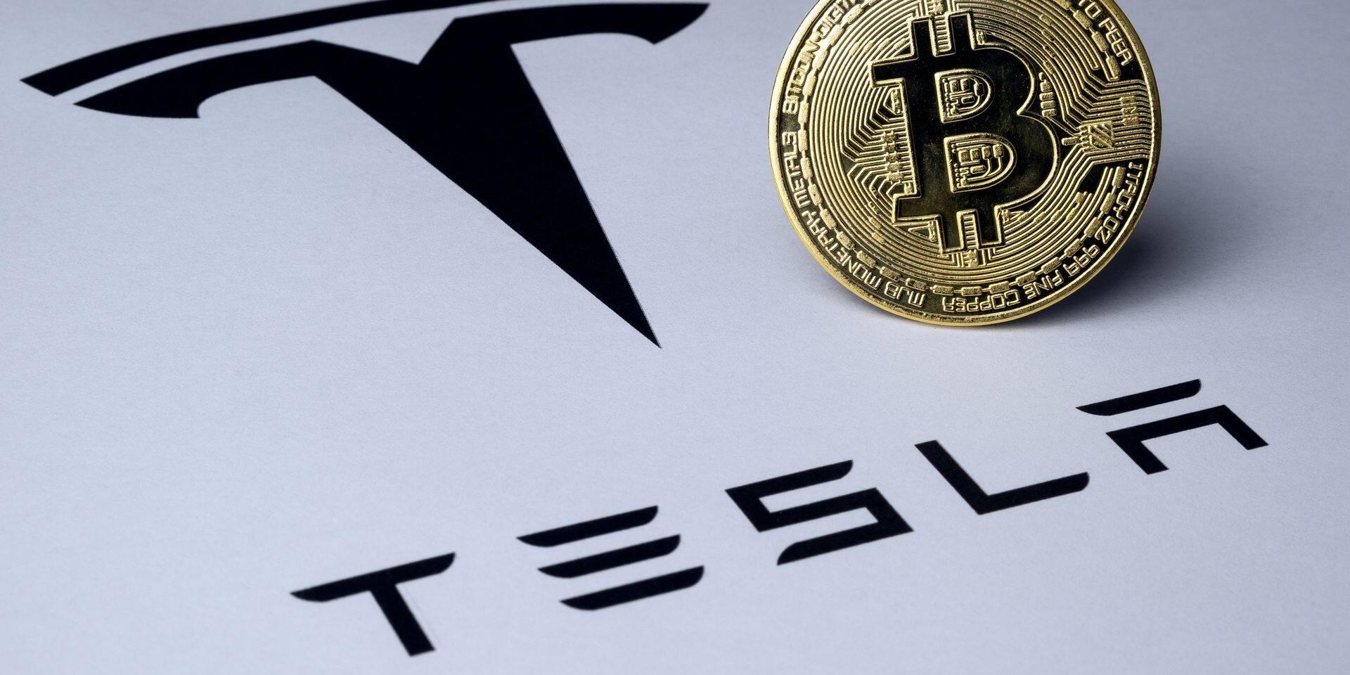 Tesla possède désormais près de 2,5 milliards de dollars en bitcoins