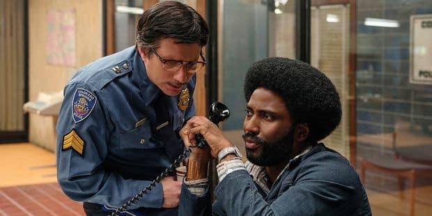 BlacKkKlansman: l'histoire vraie du policier noir qui a infiltré le Ku Klux Klan - La Libre