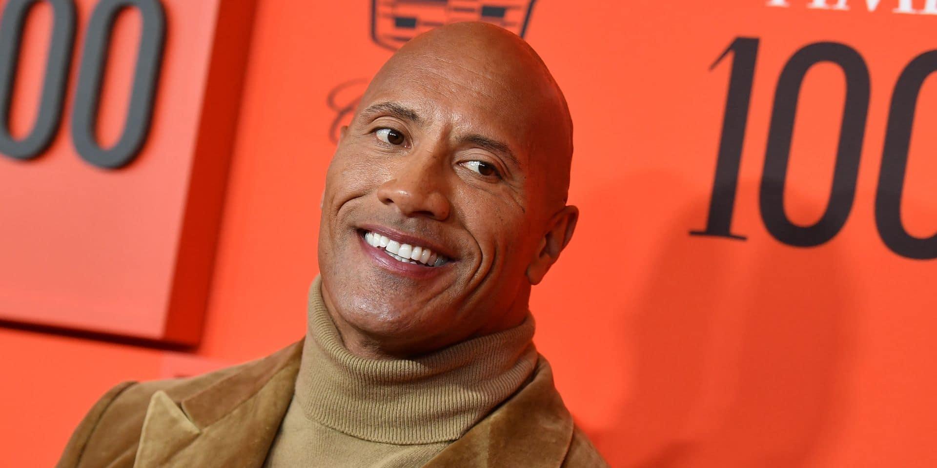"Dwayne Johnson: positif au coronavirus, ""The Rock"" se confie"