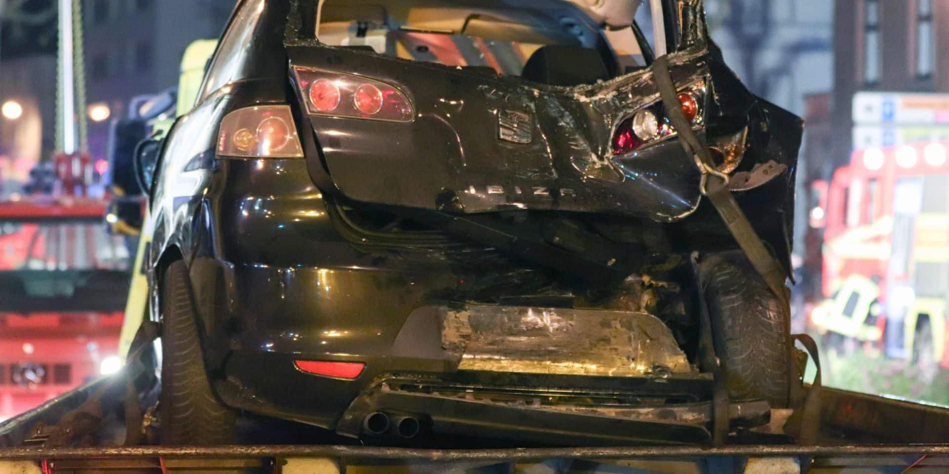 Le nombre d'accidentés graves augmente: voici le coût moyen d'un sinistre