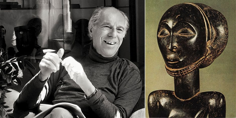 Pierre Dartevelle, un grand manitou des arts africains