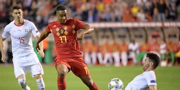 """Youri Tielemans observe un autre Henry: """"Il est moins proche des joueurs à Monaco"""" - La Libre"""