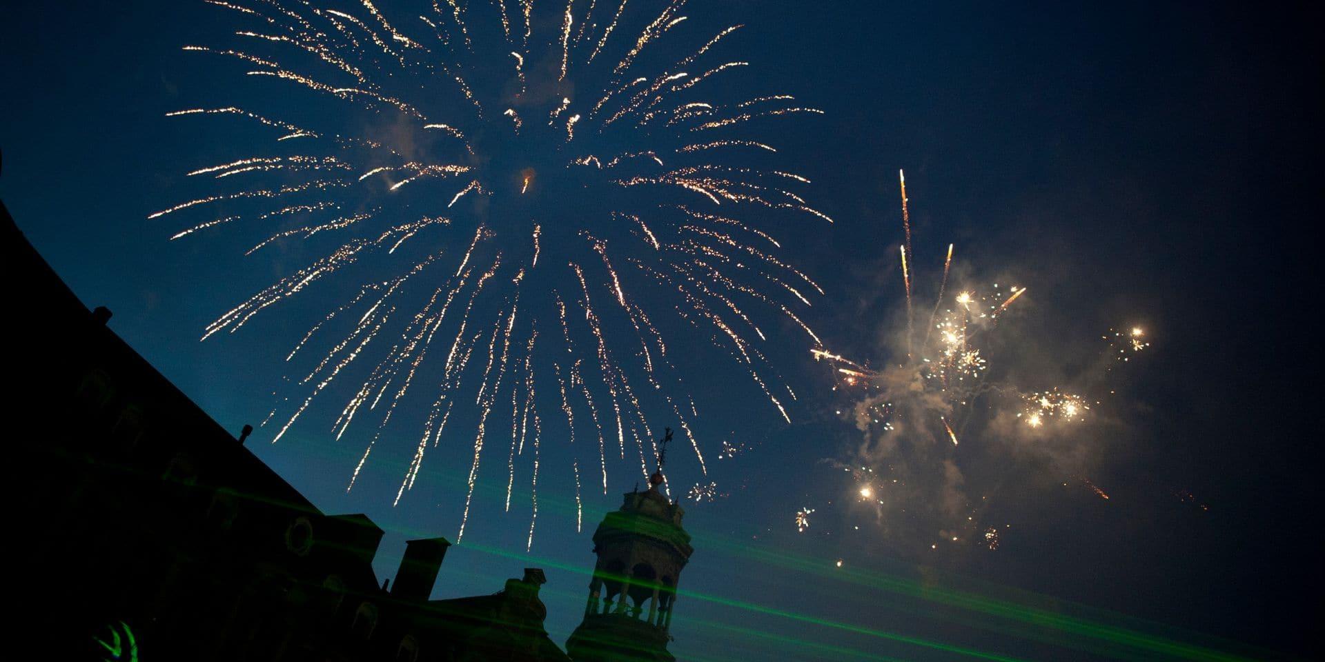 Décompte et feu d'artifice: la Ville de Mons va marquer le passage à l'an neuf