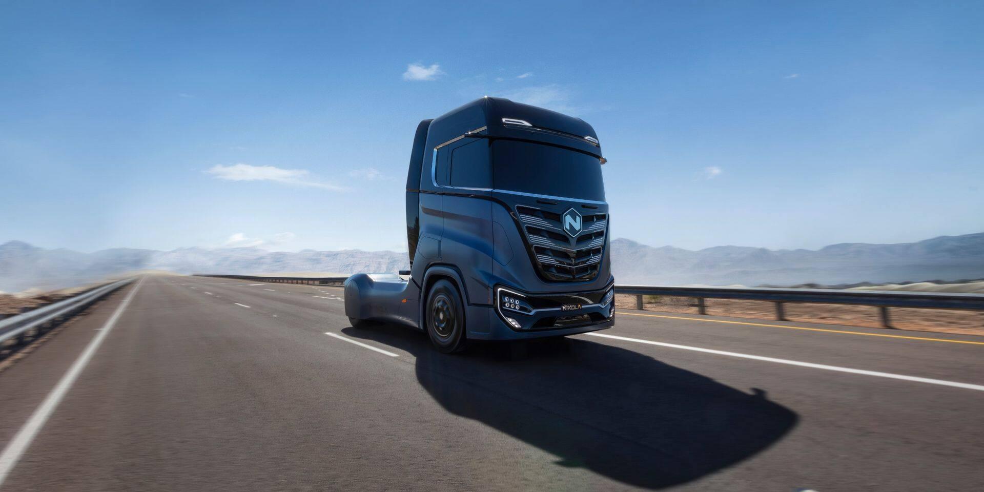 Après des accusations de fraude, le patron du fabricant de camions zéro émission Nikola démissionne