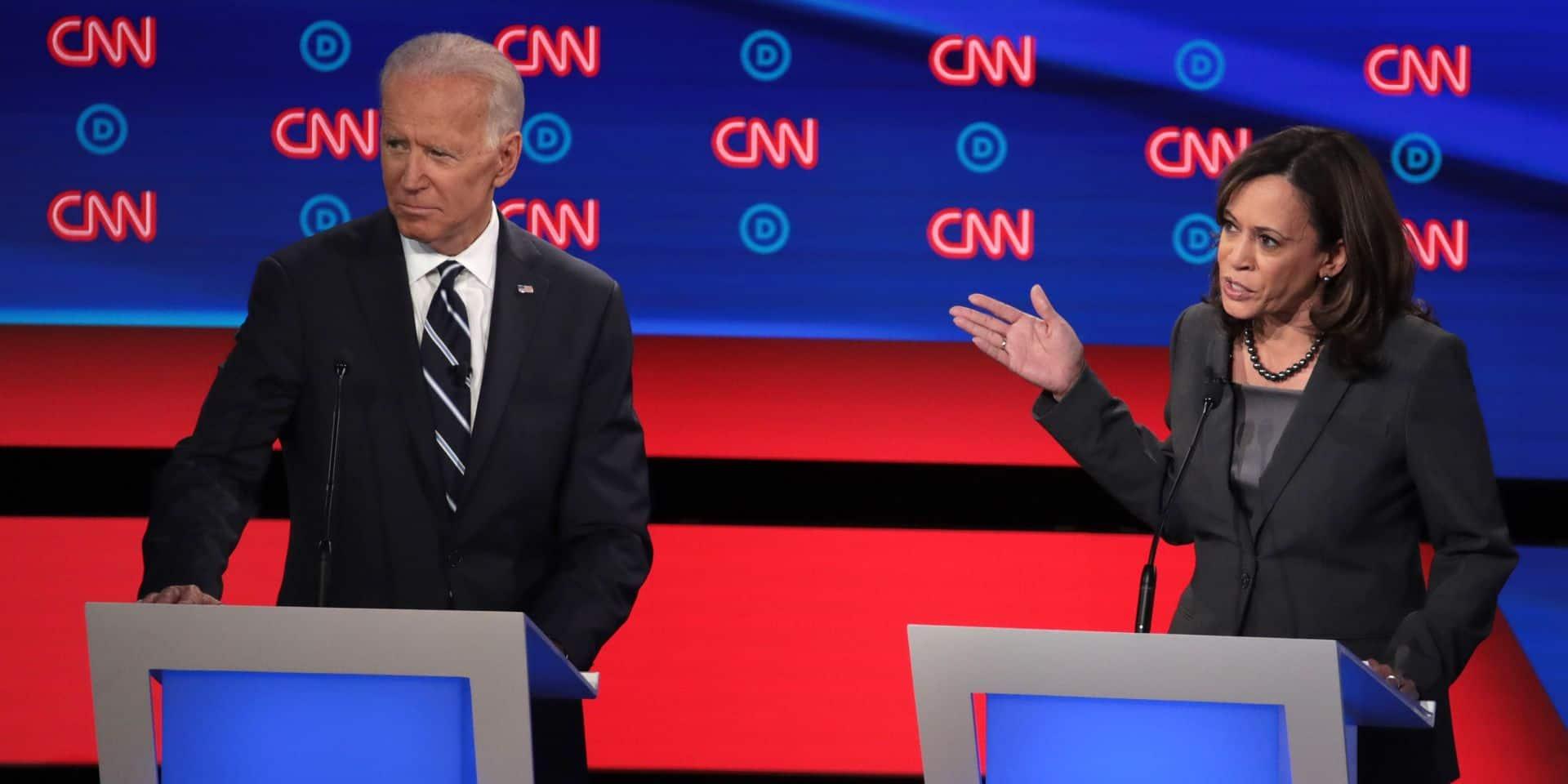 Cette phrase de Joe Biden en plein débat est (très) mal passée