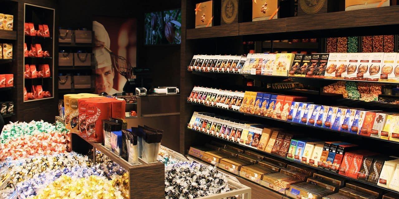 Lindt ouvre une deuxième boutique à Bruxelles