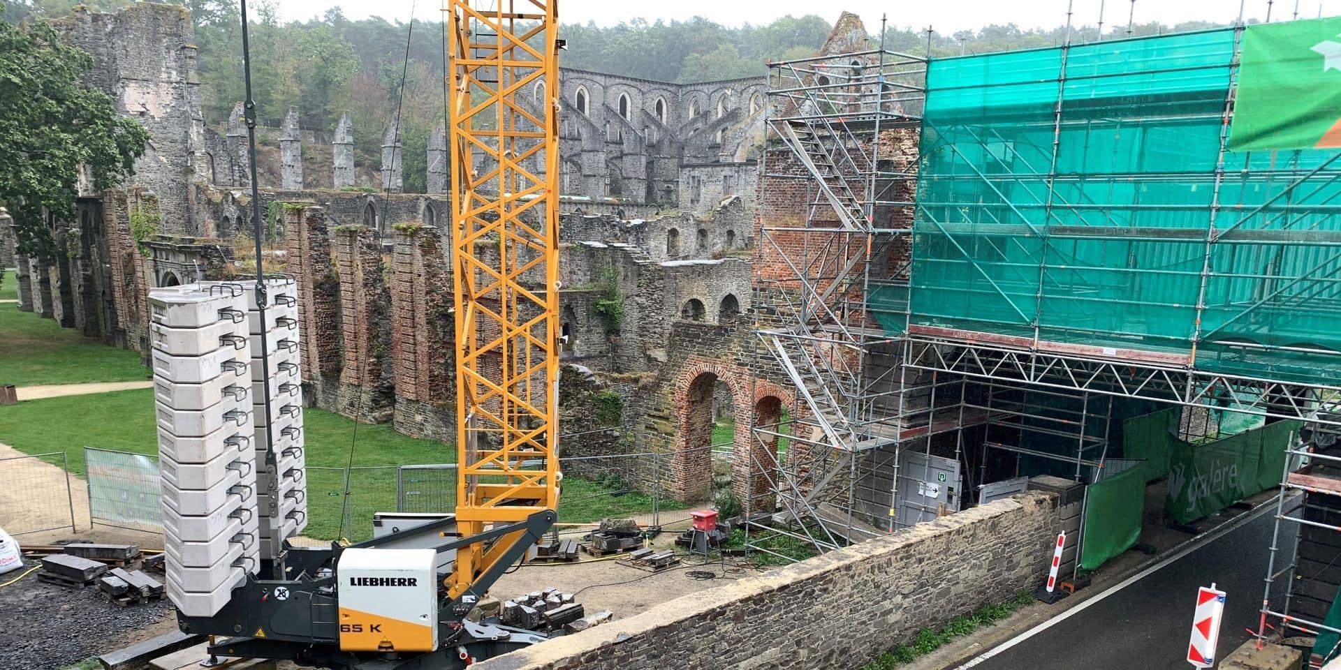 La ministre De Bue se dit contre le contournement de l'abbaye de Villers