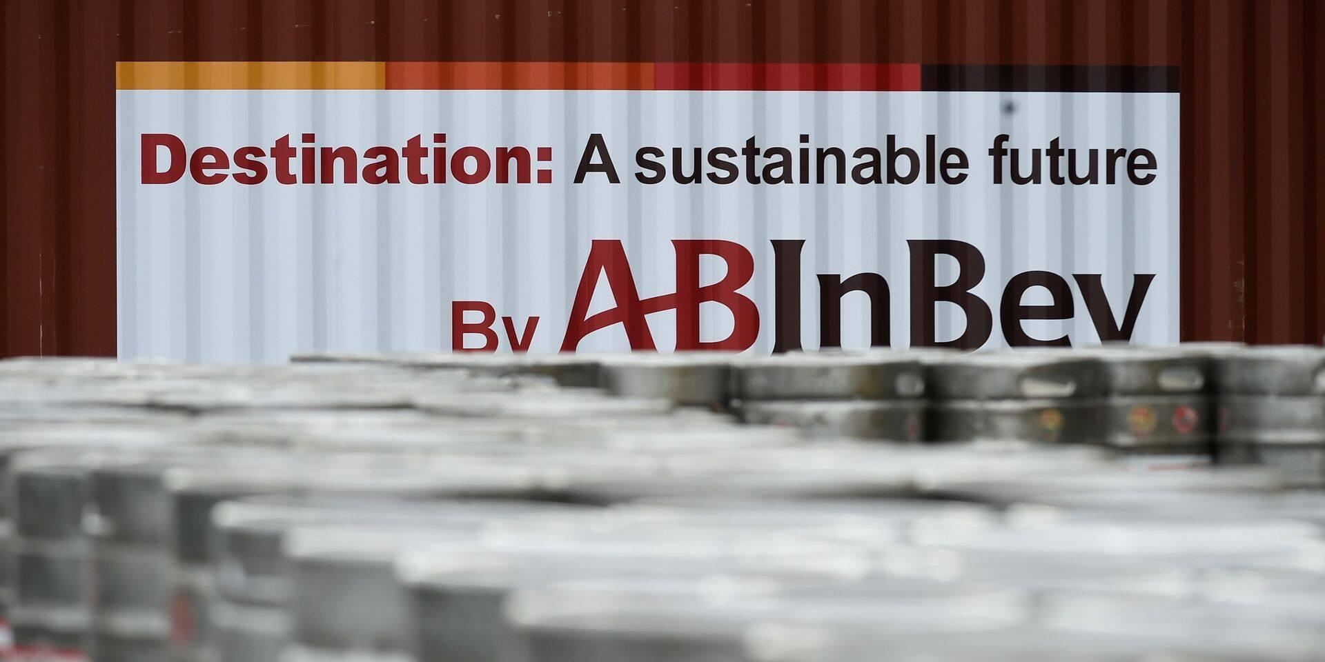 AB Inbev relance une demande d'introduction à la Bourse de Hong Kong