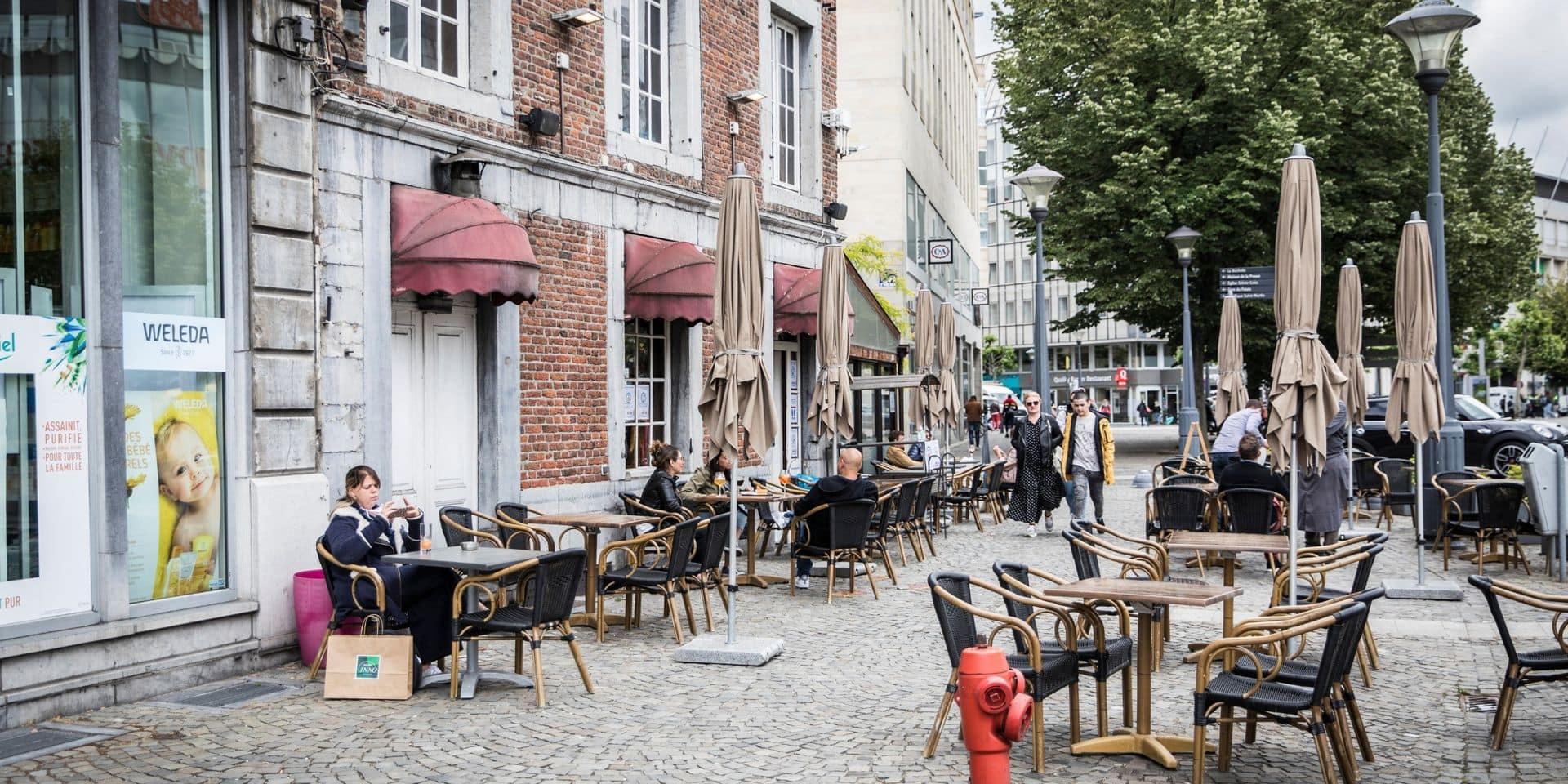 Week-end du 15 août à Liège: treize établissements horeca verbalisés