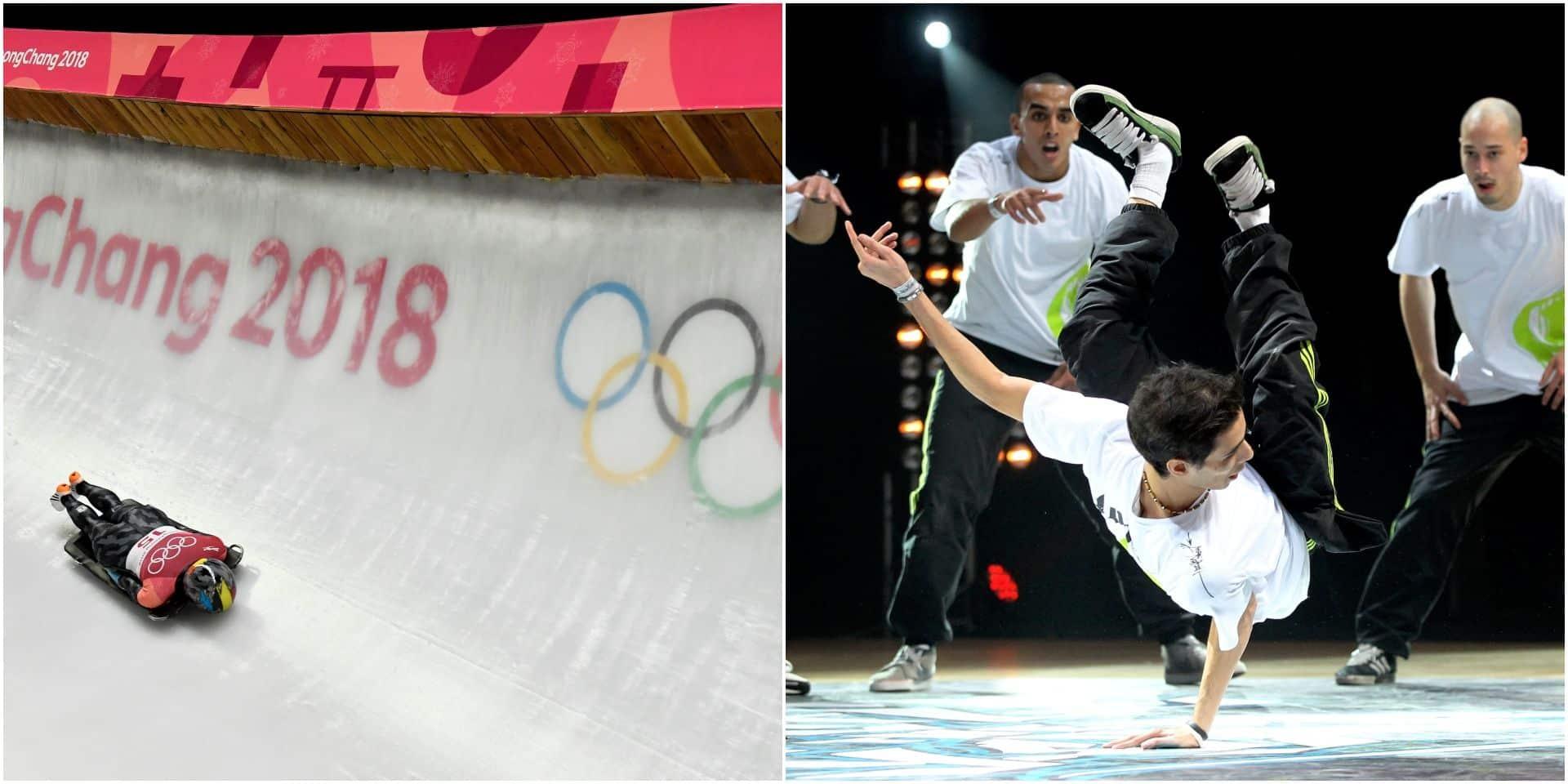 Les Jeux d'hiver et le sirocco
