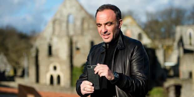 Quand Nikos Aliagas redevient journaliste - La Libre