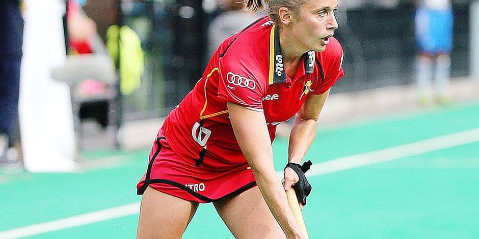 Hockey - World League - Red Panthers : Emilie Sinia
