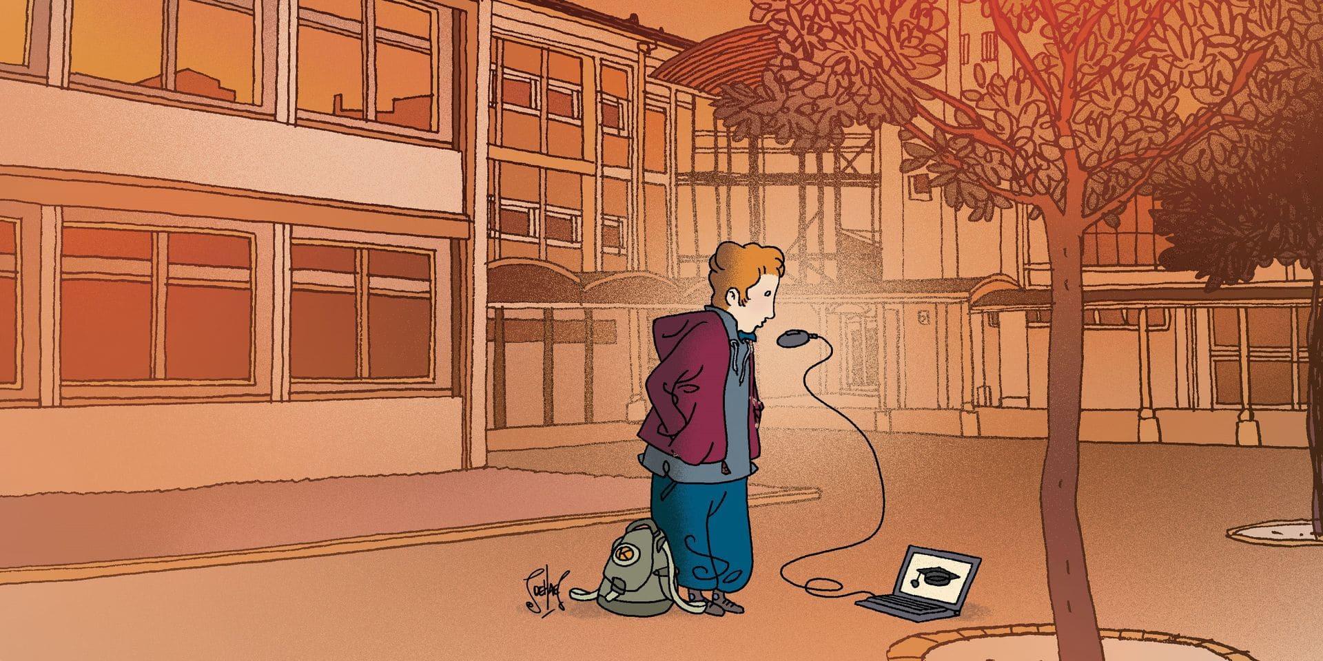 À l'école, le numérique a des effets délétères