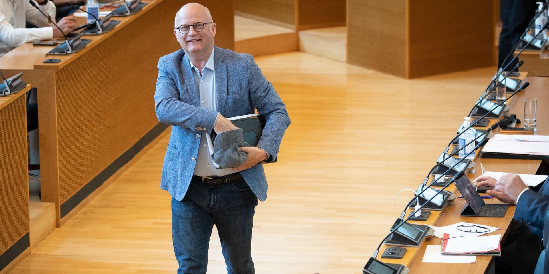 Les besoins de financement de la Wallonie sont désormais couverts, selon Crucke