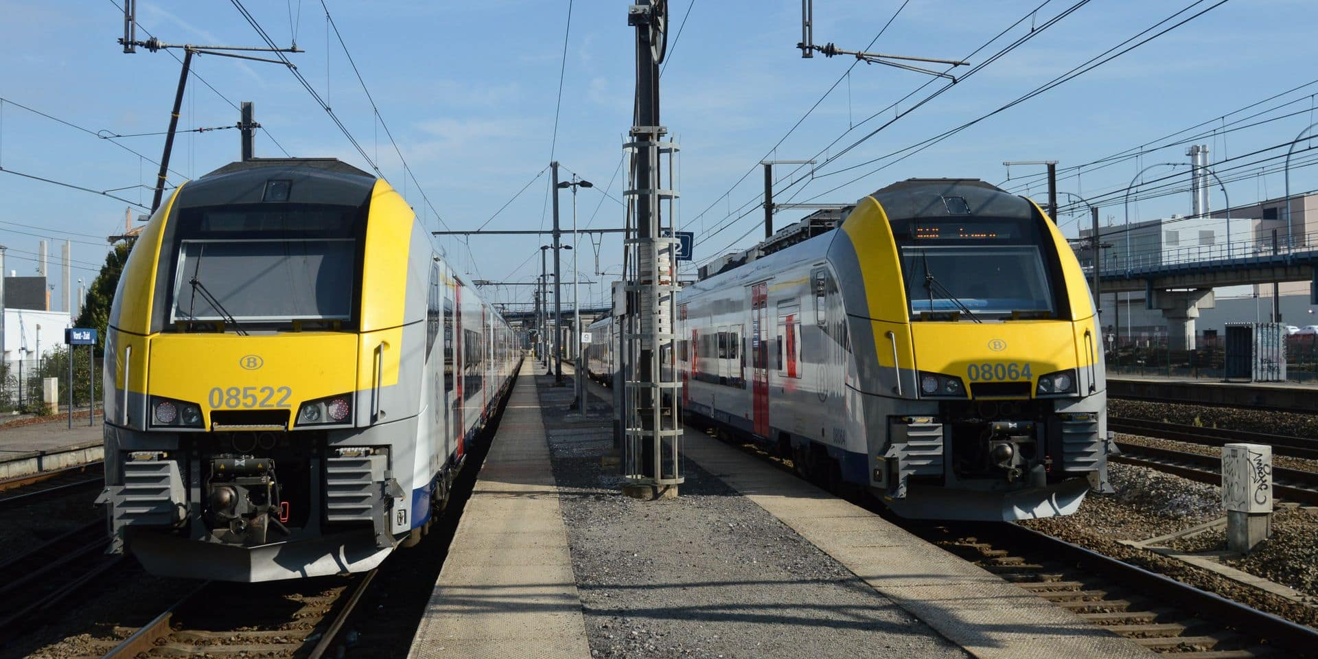 Grève nationale du 13 février: près de la moitié des trains de la SNCB circuleront