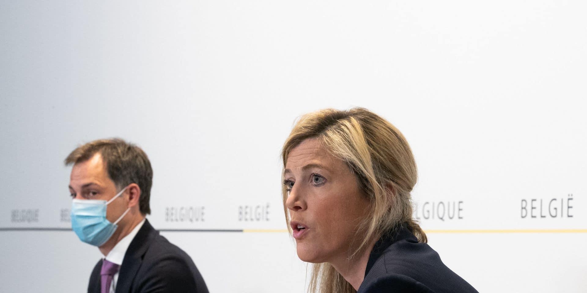 """Alexander De Croo et Annelies Verlinden appellent à ne pas se rendre à La Boum 2: """"Ne tombez pas dans ce piège"""""""