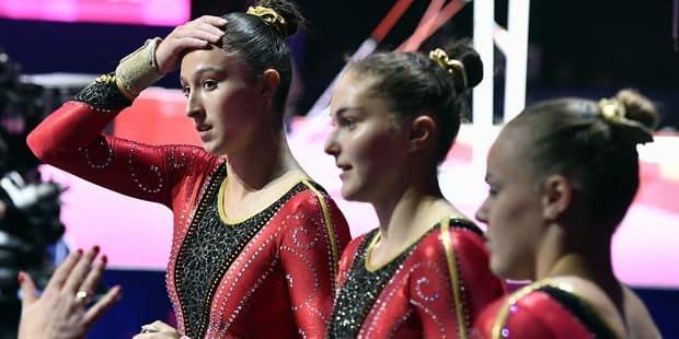 Championnats d'Europe de gymnastique artistique: pourtant qualifiée pour la finale, l'équipe belge déclare forfait - La ...