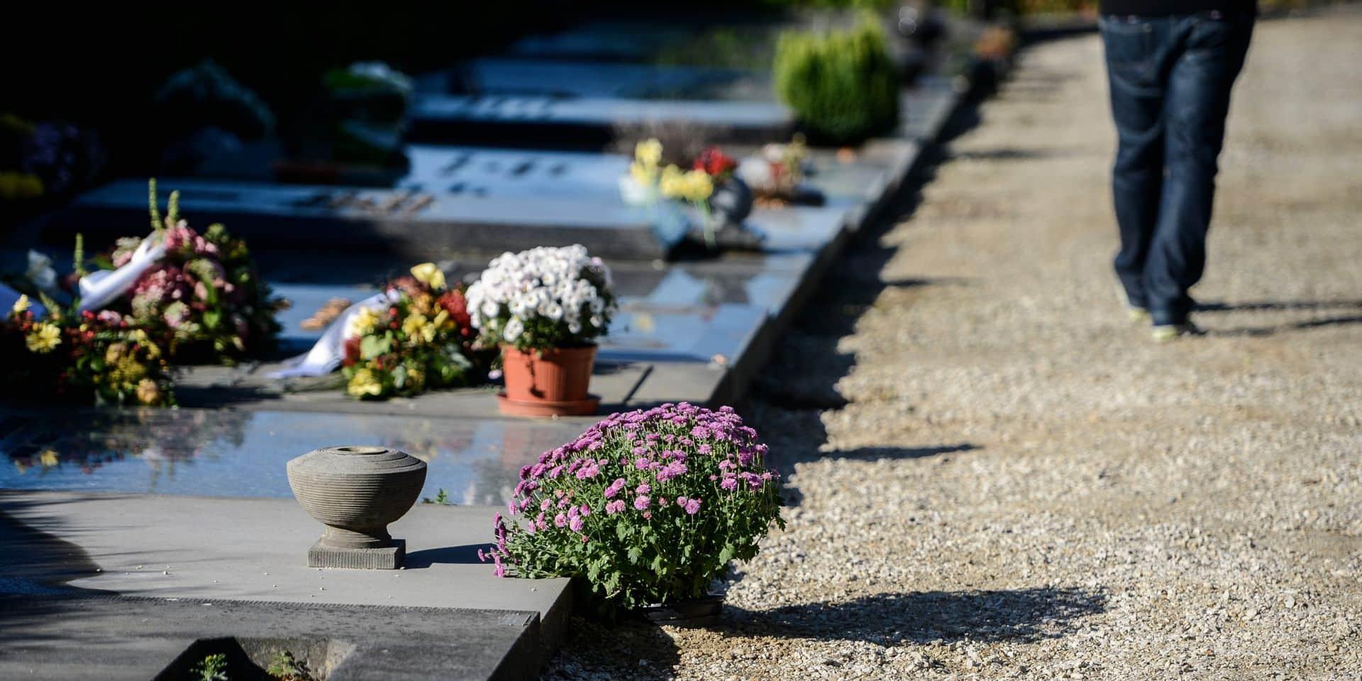 Toutes les cérémonies de funérailles en Wallonie devront avoir lieu en plein air et seront limitées à 15 personnes